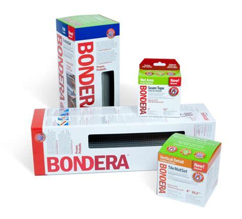 Bondera Tile Mat by Installing Bondera Tile Mat