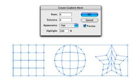tutorial illustrator mesh tool tips for working with the gradient mesh tool adobe