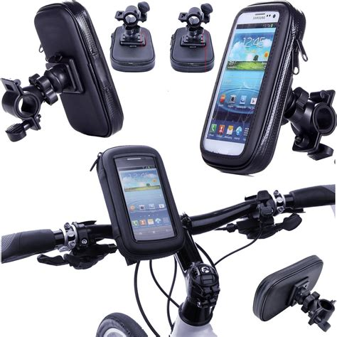 Bike Phone Holder By Paceshop22 360 176 waterproof bike mount holder bicycle cover for