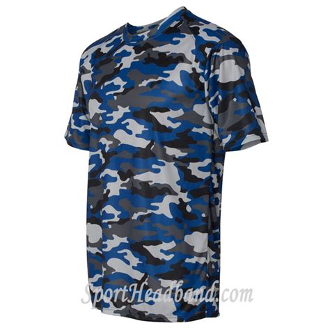 Tshirt Unite Buy Side sport unisex sleeve camo shirt