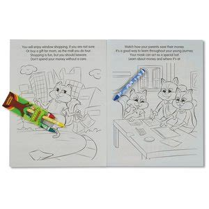 coloring book zip drive 4imprint coloring book with mask it s to save