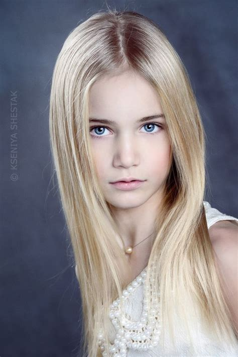 russian child fashion models marta krylova is a russian child fashion model from