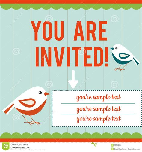 you are invited cards festival tech com