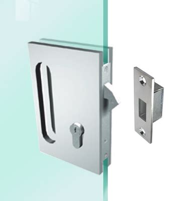 Locks For Sliding Glass Doors by Saheco 6665 Profile Glass Sliding Door Hook Lock