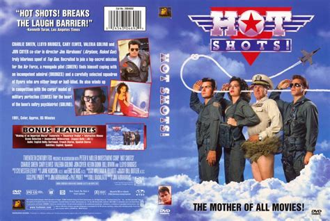 film online hot shots hot shots movie dvd scanned covers 21hotshots scan