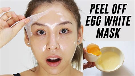 Masker Egg White 7 simple and effective egg masks for glowing skin