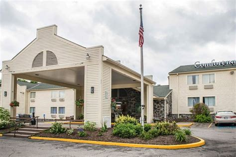 comfort inn new castle pa comfort inn updated 2017 prices hotel reviews new
