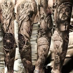 best 25 religious tattoo sleeves ideas on pinterest jun