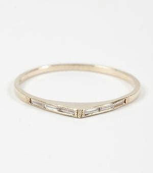 thin white gold wedding ring once wed