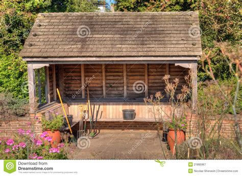 3d Home Exterior Design Tool Download garden tool in shelter royalty free stock photography
