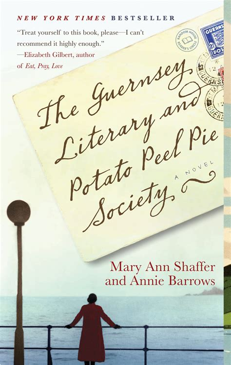 the guernsey literary and book review the guernsey literary and potato peel pie society by mary ann shaffer and annie