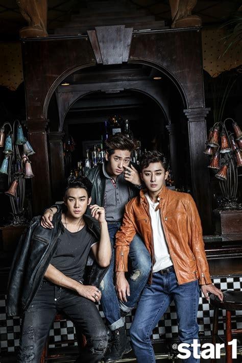 drakorindo youth over flower baro son ho joon and yoo yeon seok of youth over