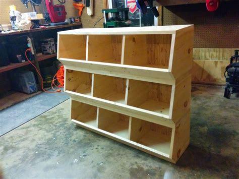 wood bins  gabriellus  lumberjockscom