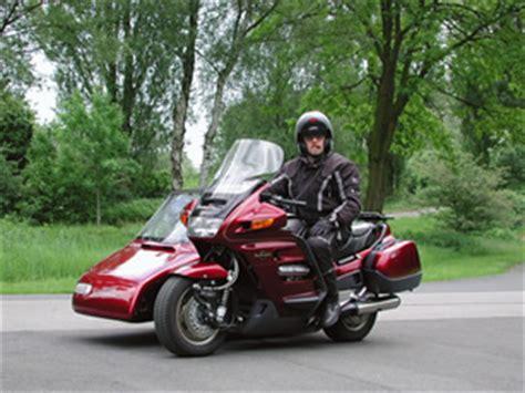 Motorrad Gespanne Hartmann by St1100 Mit Gt2001