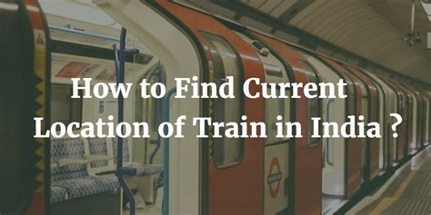 How To Find In India How To Find Current Location Of Running In India