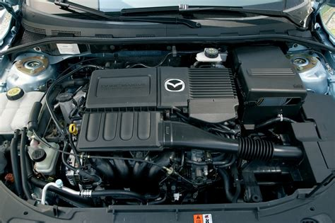 mazda  saloon review   parkers