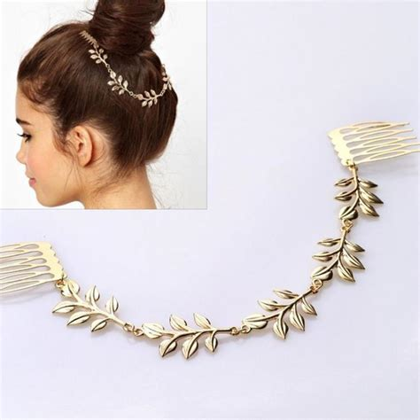 cheap women accessories fashion ladies accessories on cheap fine fashion hair accessories gold leaf chain with