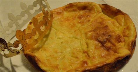 galette des rois hervé cuisine cc cuisine galette des rois au goumeau