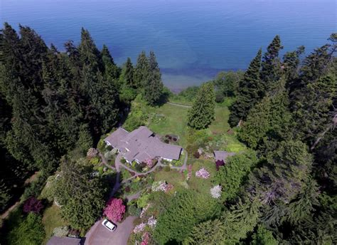 port angeles bed and breakfast aerial photography colette s bed breakfast