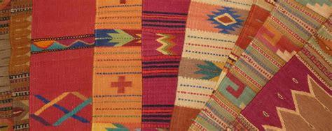 alfombras oaxaca los tapetes de lana en oaxaca usan tintas naturales