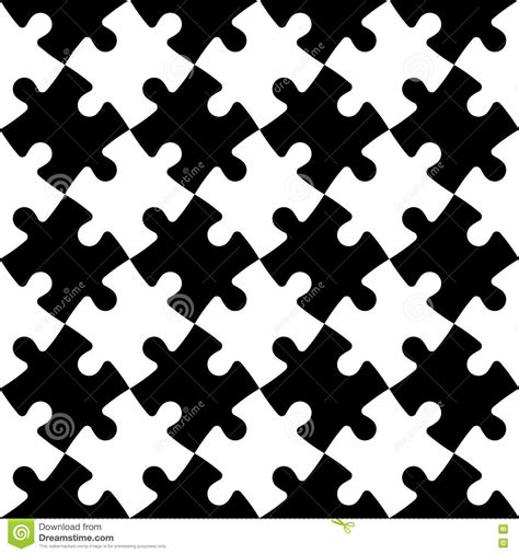 pattern black and white squares crossword clue seamless jigsaw puzzle pattern transparent background