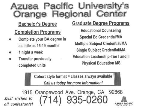 Azusa Pacific Nursing Essay by Apu Scholarship Essay