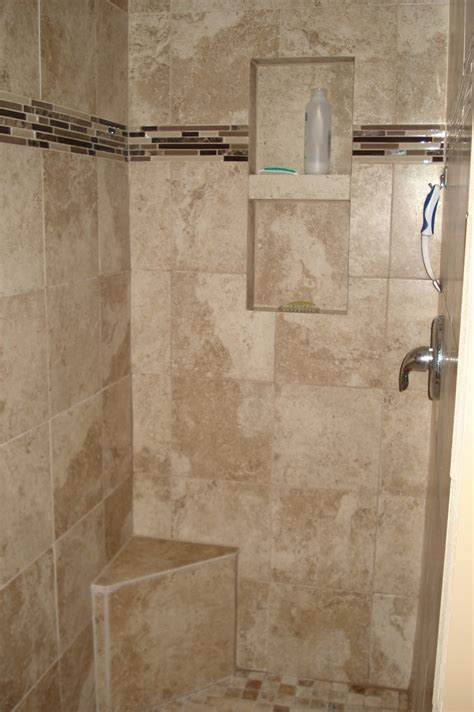 bathroom shower stall tile designs tan tile shower stall http www diynetwork com how to how