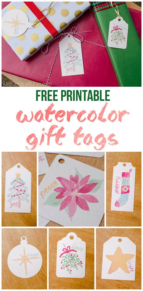 printable money tags free printable watercolor gift tags money saving mom 174