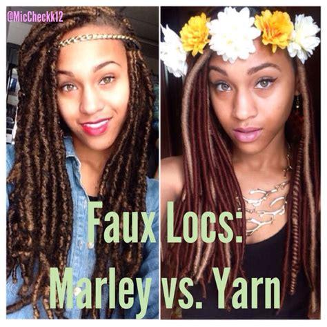 marley hair versus kanekalon hair 92 best faux locs images on pinterest dreadlock