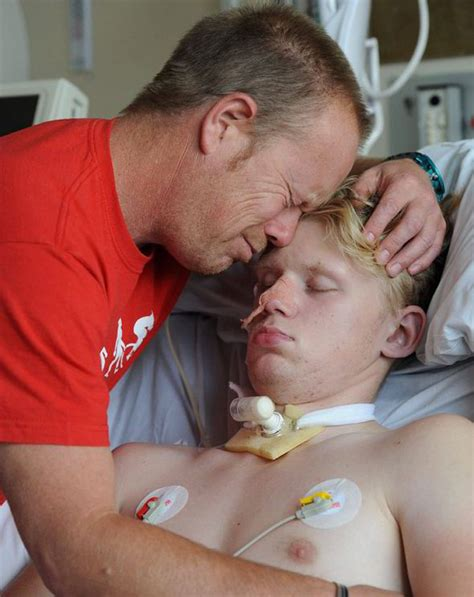 The Boy Who Woke the day woke up boy who spent four months in a coma