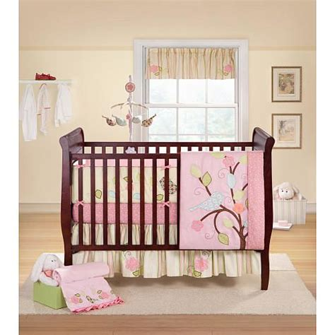 Birds Crib Bedding by Bananafish Bird 3 Crib Bedding Set Birds