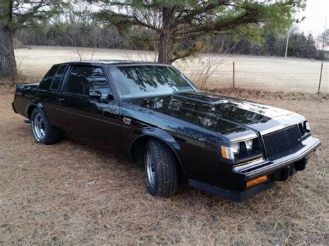 download car manuals 1987 buick regal transmission control 1987 buick regal grand national w astroroof 34k miles