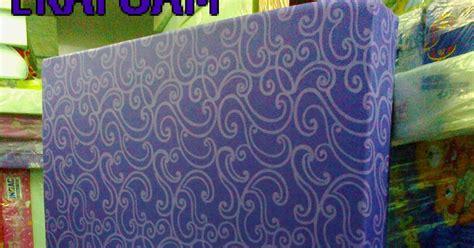 Resmi Kasur Inoac kasur inoac batik ungu 06 07 2014 agen resmi kasur busa inoac inoac ekafoam