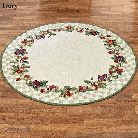 Fruit Kitchen Rugs Fruit Area Rugs Sonoma Hooked Fruit Area Rugs Sonoma Hooked Fruit Area Rugs Large Fruit
