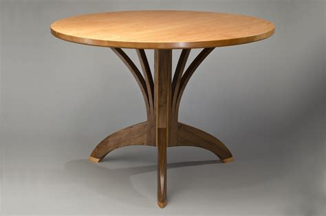 Cafe Dining Tables Arbol Caf 233 Table Artisan Hardwood Dining Table Seth Rolland