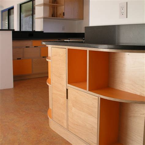 plywood kitchen cabinet home dzine kitchen plywood kitchen designs