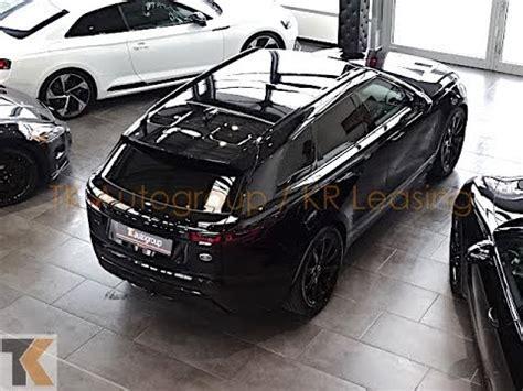 range rover velar d300 black edition (mod. 2018) youtube
