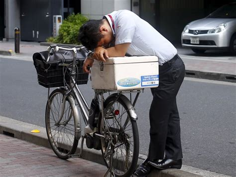 karoshi  japans death  overwork
