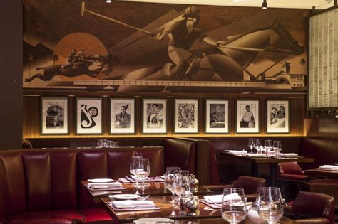 What Is Grill Room by Stylish Dining The Colony Grill Room At The