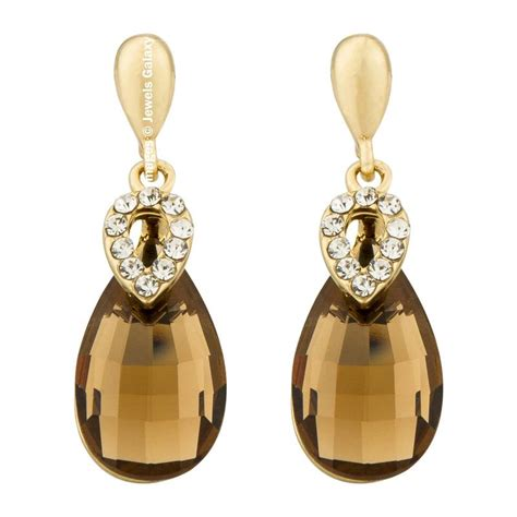 Brown Earrings buy brown earrings