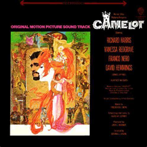 Camelot Soundtrack (1967)