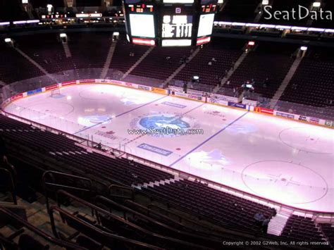 Club Section Rogers Arena by Rogers Arena Section 305 Vancouver Canucks