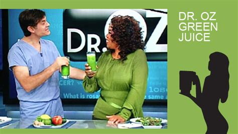 Green Detox Soup Dr Oz by Dr Oz Green Juice Recipe Made With A Vitamix Blender Or