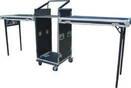 19inch 16u rack case with 2 working tables ydaudio