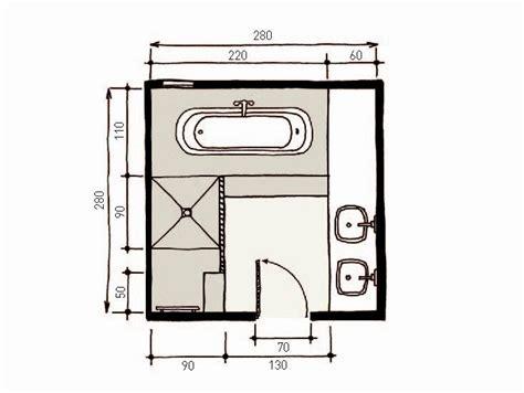 salle de bain 7m2 903 salle de bains zen en teck et galets de 7m2 le plan