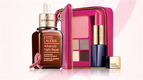 Help With Estee Lauders 500000 Think Pink Donation by Breast Cancer Awareness Month How To Get Involved In Nyc