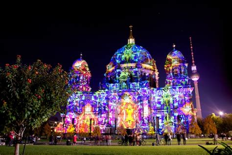 Not So Light Feast Of Lights by Let There Be Light Berlin S Festival Of Lights Sets