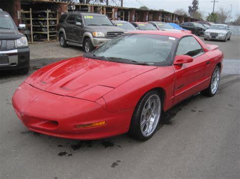 1996 Pontiac Firebird by 1996 Pontiac Firebird For Sale Stk R12728 Autogator