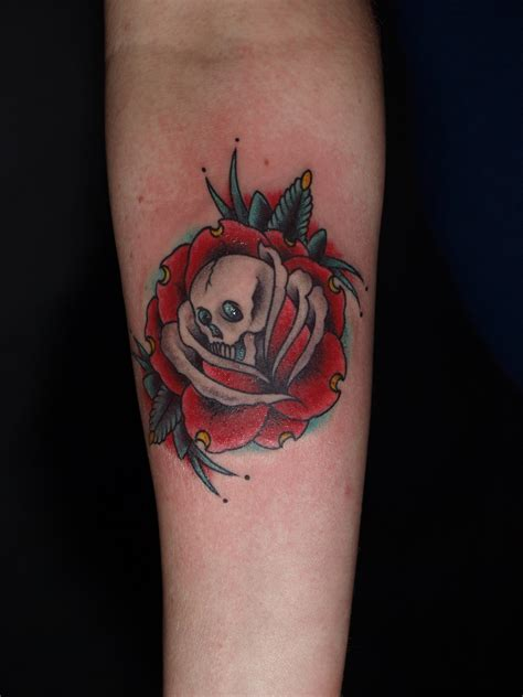 death rose tattoo my designs tattoos