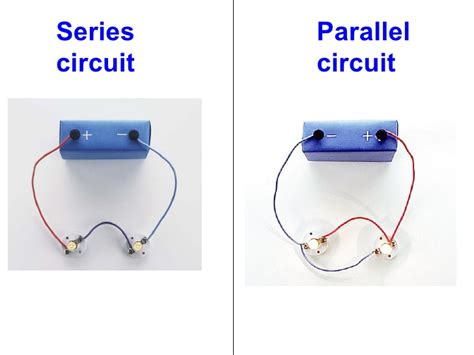 series and parallel circuits venn diagram simple closed